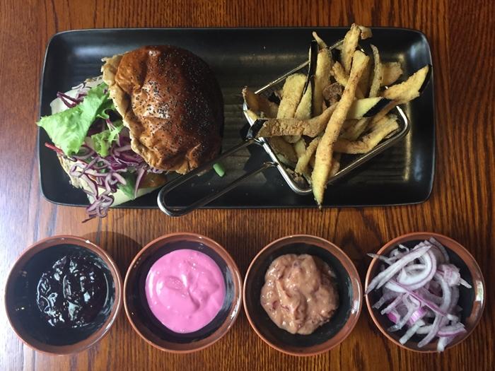 Hamburguesa, comida sana, DIURNO, Madrid, gastronomía, calidad, Lugares y Más