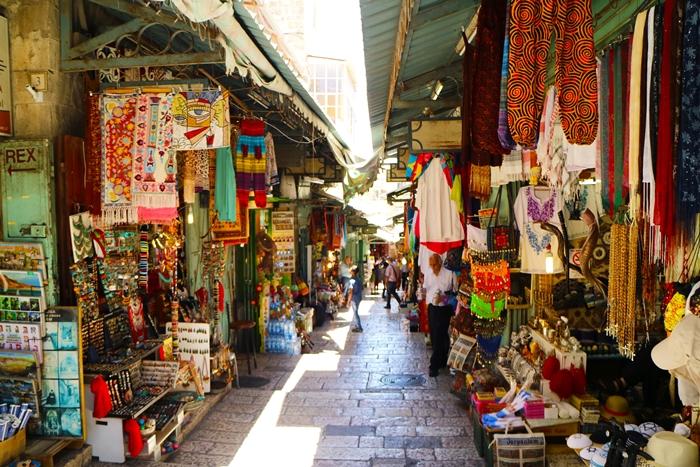 viaje, grandes viajes, turismo, Jerusalén, zoco,