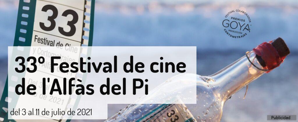 33º Festival de cine de l´Alfàs del Pi